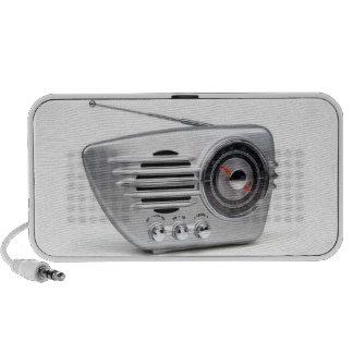 Retro Radio speaker