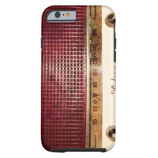 Retro radio tough iPhone 6 case