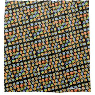 Retro Rainbow Dots