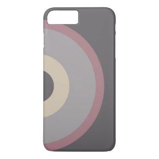 Retro Rainbow Gray iPhone 7 Plus iPhone 7 Plus Case