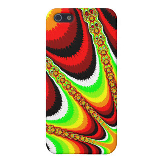 Retro Rasta iPhone Case iPhone 5/5S Case