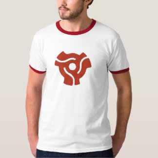 Retro Red 45 Spindle T-Shirt