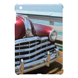 Retro Red Car iPad Mini Cases
