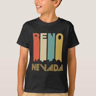 Retro Reno Nevada Skyline T-Shirt