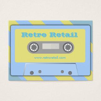 Retro Retail Business Cards