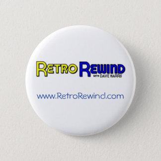 Retro Rewind Button