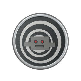 Rétro robot - avec Bluetooth et NFC Haut-parleur Bluetooth
