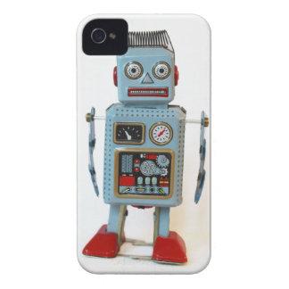 Retro Robot iPhone 4 Case-Mate Case