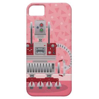 Retro Robot iPhone 5 Covers