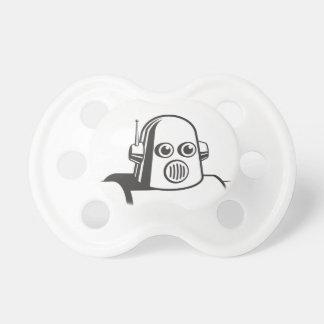 Retro Robot Pacifier