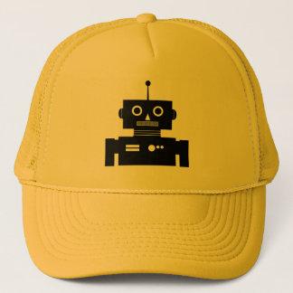 Retro Robot Shape Hat