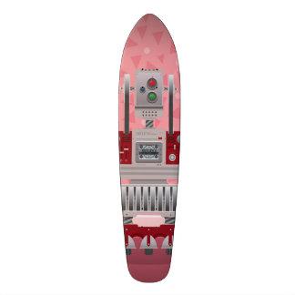 Retro Robot Skate deck