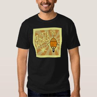 Retro Robot Tee Shirts