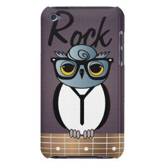 Retro RockaBilly Owl iPod Touch 4 Case-Mate Case
