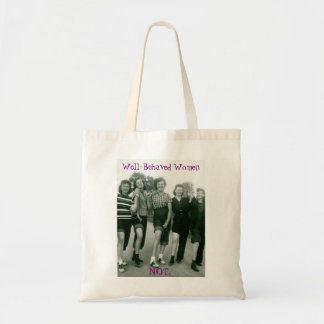 Retro, Rockabilly Rebel Totebag Tote Bag