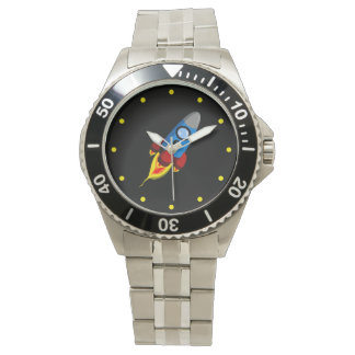 Retro Rocket Watches