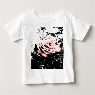Retro Rose Baby T-Shirt