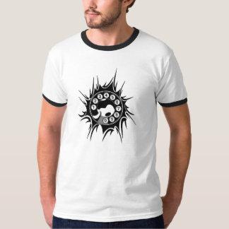 Retro Rotary Dial Phone T-Shirt