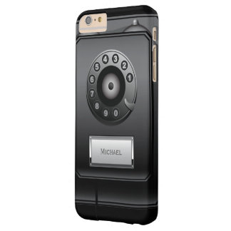 Retro Rotary Dial Wall Phone Barely There iPhone 6 Plus Case