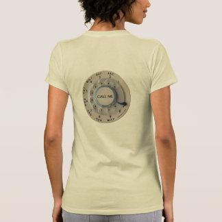 Retro Rotary Phone Dial T-shirts