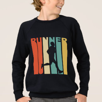 Retro Runner Sweatshirt