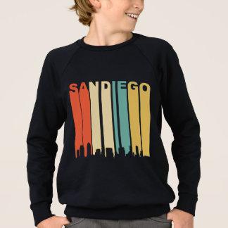 Retro San Diego Skyline Sweatshirt