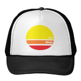 Retro San Diego Trucker Hat