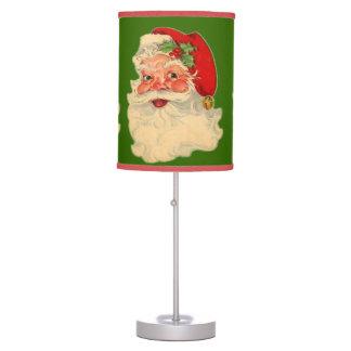Retro Santa Face Lamp