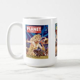 Retro Sci Fi Mug 1