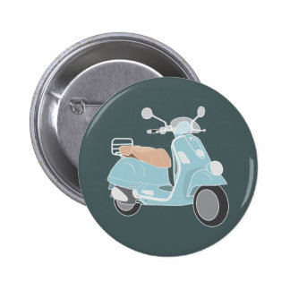 Retro Scooter Button