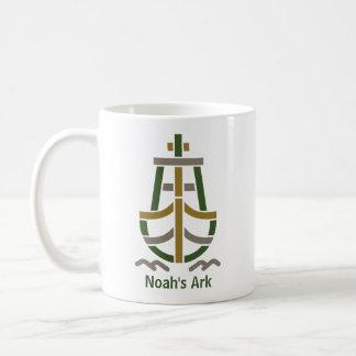 Retro_Ship_Logo-CL22 Coffee Mug