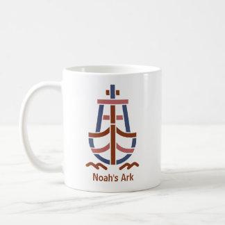 Retro_Ship_Logo-CL23 Coffee Mug