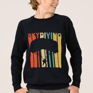 Retro Skydiving Sweatshirt