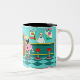 Retro Soda Fountain Mug