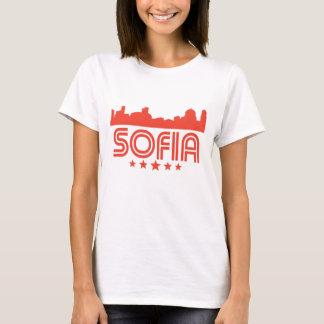Retro Sofia Skyline T-Shirt