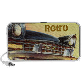 Retro Travel Speaker