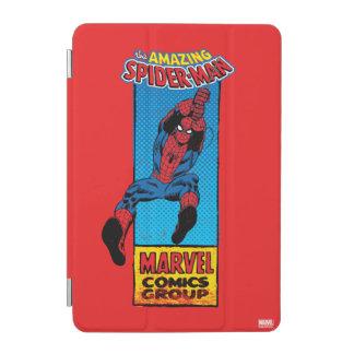 Retro Spider-Man Comic Graphic iPad Mini Cover