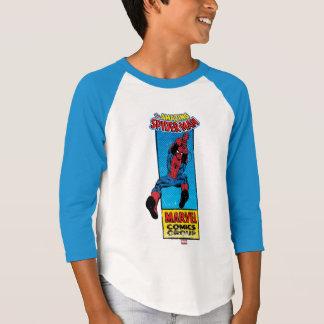 Retro Spider-Man Comic Graphic Shirts