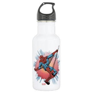 Retro Spider-Man Spidey Senses 532 Ml Water Bottle