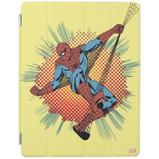 Retro Spider-Man Spidey Senses iPad Cover