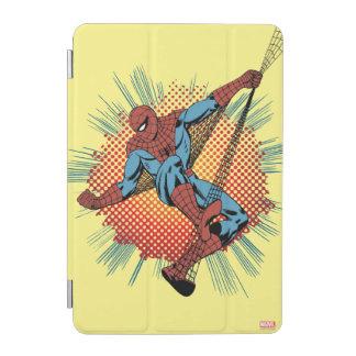 Retro Spider-Man Spidey Senses iPad Mini Cover