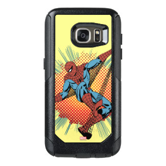 Retro Spider-Man Spidey Senses OtterBox Samsung Galaxy S7 Case