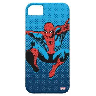 Retro Spider-Man Web Shooting iPhone 5 Cases