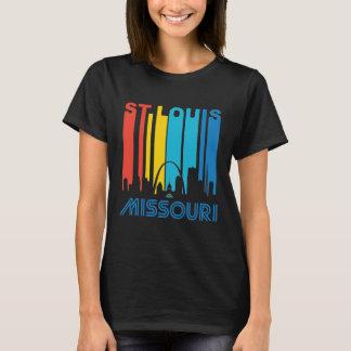 Retro St Louis Skyline T-Shirt