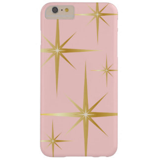 Retro Starburst iPhone 6/6S Plus Case - Pink