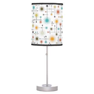 Retro Starbursts A Go-Go! Table Lamp