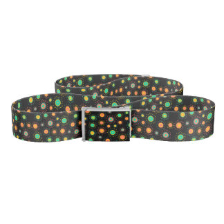 Retro Starbursts Belt