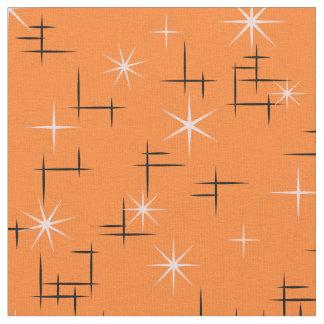Retro Stars Fabric
