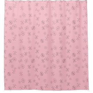 Retro Stars on Pink
