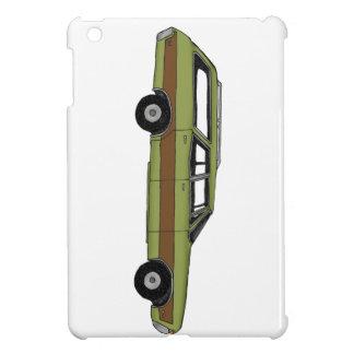 retro station wagon iPad mini covers